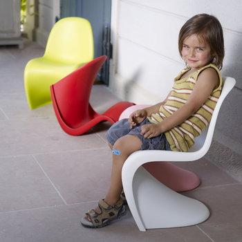Vitra Panton Junior tuoli, valkoinen