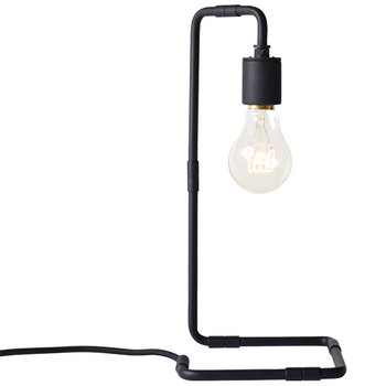 Menu Tribeca Reade table lamp, black