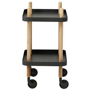 Normann Copenhagen Block table, black