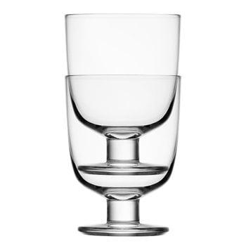 Iittala Lempi glass, clear, set of 4