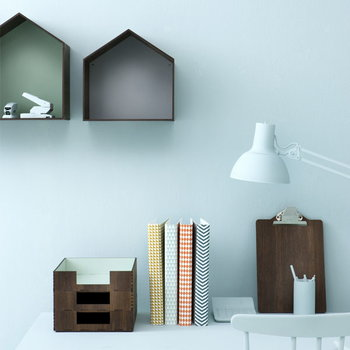 Ferm Living Studio 2 shelf, mint