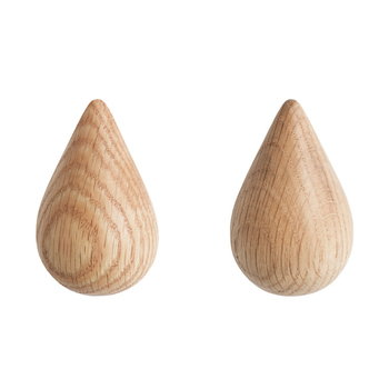 Normann Copenhagen Dropit hook small, set of 2