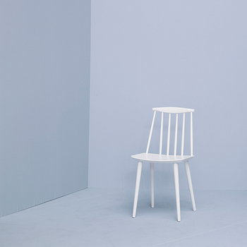 Hay J77 chair, white