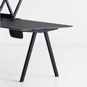 Hay Copenhague CPH10 pöytä, musta
