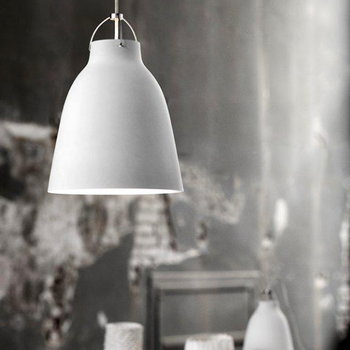 Lightyears Caravaggio P2 lamp, matt light grey