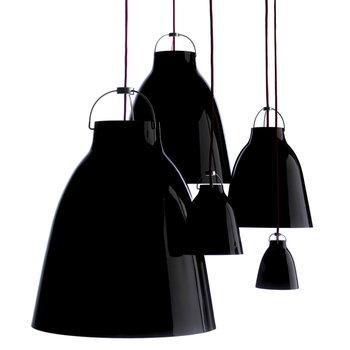 Lightyears Caravaggio P3 lamp, black