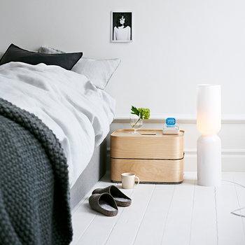 Iittala Vakka box large, plywood