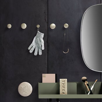 Muuto The Dots Metal ripustin, alumiini