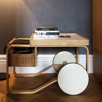 Artek Carrello Aalto 900, bianco
