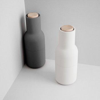 Menu Bottle grinder, 2-pack, grey