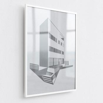 By Lassen Illustrate frame A4, black