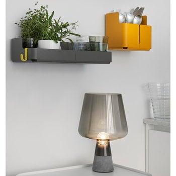 Iittala Leimu lamp small, grey