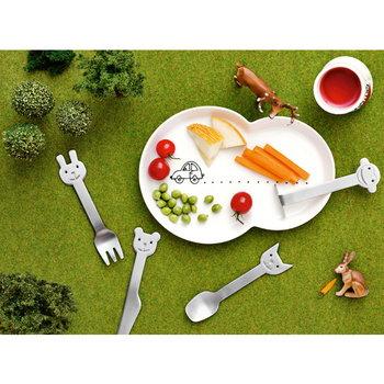 Gense Animal Friends children's cutlery set