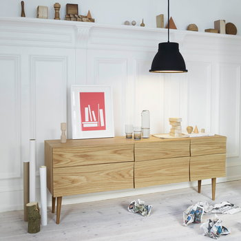Muuto Studio lamp, black