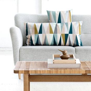 Ferm Living Spear cushion, small