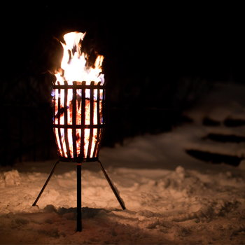 Röshults Original fire basket