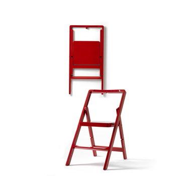 Design House Stockholm Step Mini stepladder, red