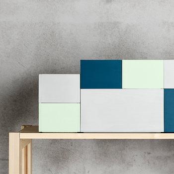 Lundia System 3 box, blue