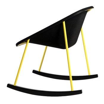 Inno Kola light rocking chair, black