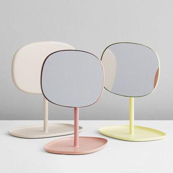 Normann Copenhagen Flip peili, keltainen