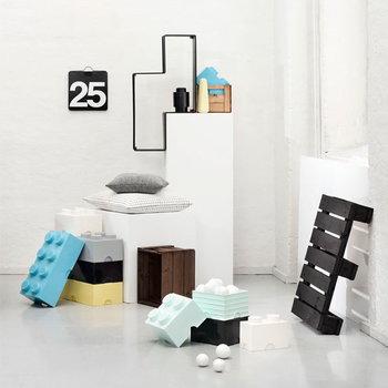Room Copenhagen Lego Storage Brick 8, azur