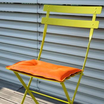 Fermob Istuintyyny Bistro Metal tuolille, verbena