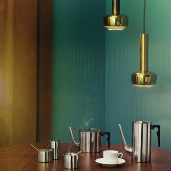Stelton Arne Jacobsen coffee pot