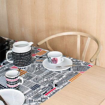 Marimekko Oiva - Siirtolapuutarha tea cup 2,5 dl