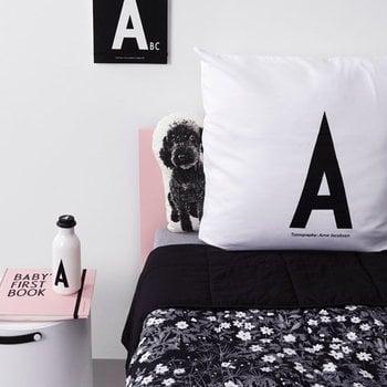 Design Letters Arne Jacobsen juomapullo A-Z