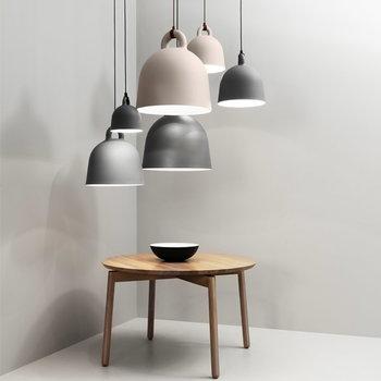 Normann Copenhagen Bell valaisin S, harmaa