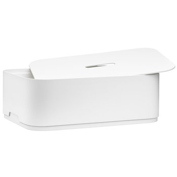 Iittala Vakka box small, white