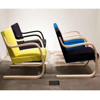 Artek Aalto Atelje armchair 402