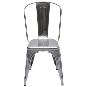 Tolix A chair, metal
