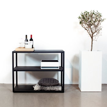 Röshults Garden 100 sideboard, anthracite