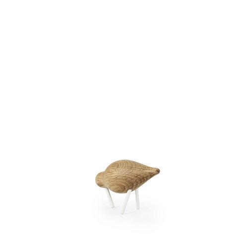 Normann Copenhagen Shorebird, small, white legs