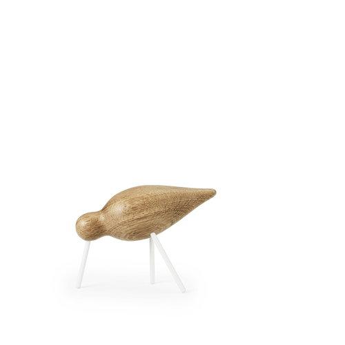 Normann Copenhagen Shorebird, medium, white legs