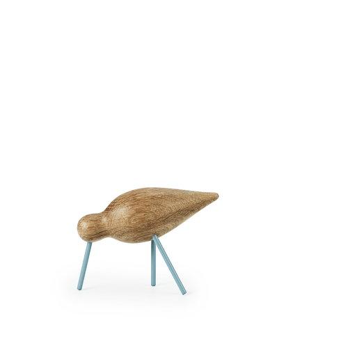 Normann Copenhagen Shorebird, medium, blue legs