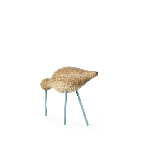 Normann Copenhagen Shorebird, iso, siniset jalat