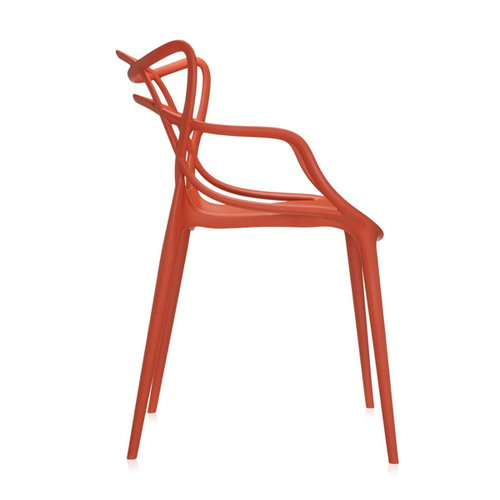 Kartell Masters chair, orange