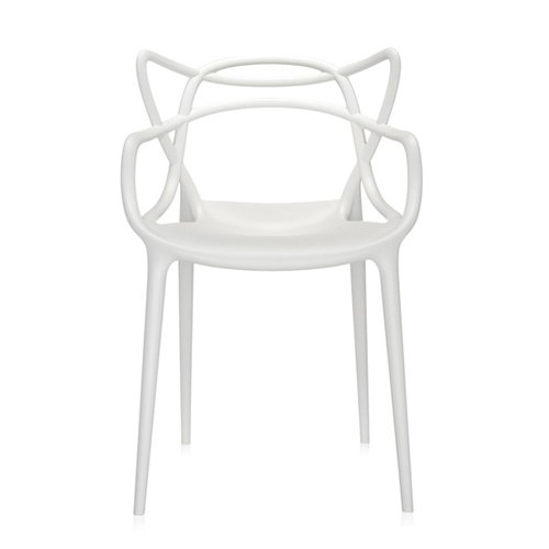 Kartell Masters chair, white