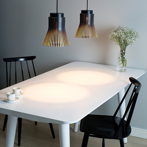 Secto Design Petite 4600 pendant lamp, black