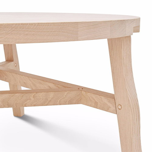Tom Dixon Offcut coffee table, oak