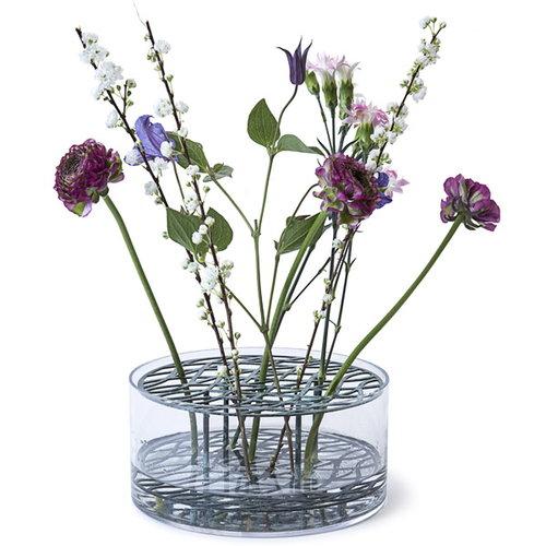Klong �ng vase, large, black