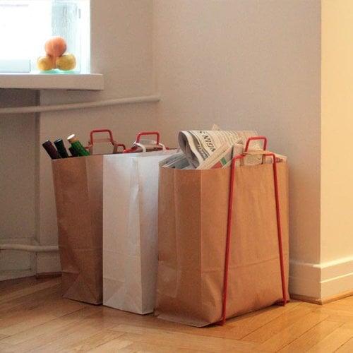 Everyday Design Paper bag, brown