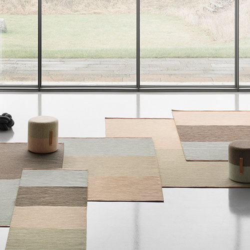 Design House Stockholm Fields matto, 70 x 130 cm