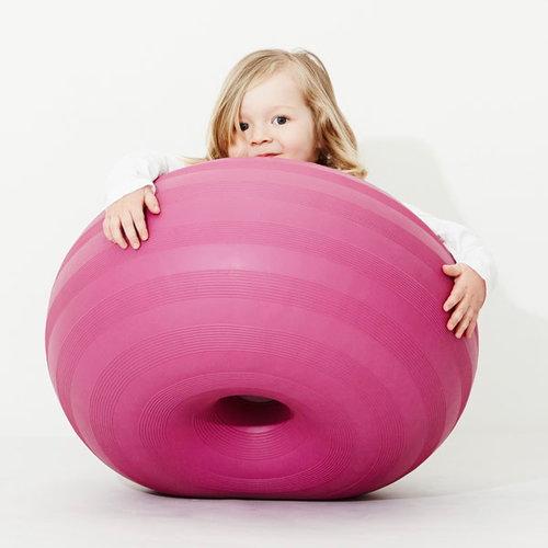 bObles Large Donut, pink