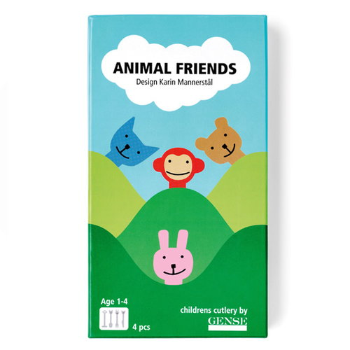 Gense Animal Friends lasten aterimet