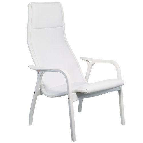 Swedese Lamino easy chair, leather