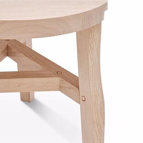 Tom Dixon Offcut side table, oak