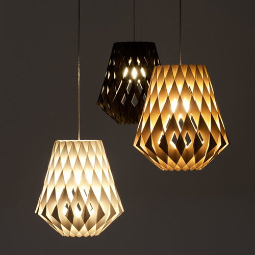 Showroom Finland Pilke 36 pendant, black